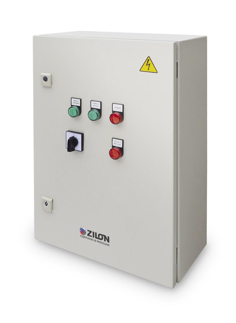 Шкафы автоматики ZCS-W…T для приточных систем с водяным нагревателем