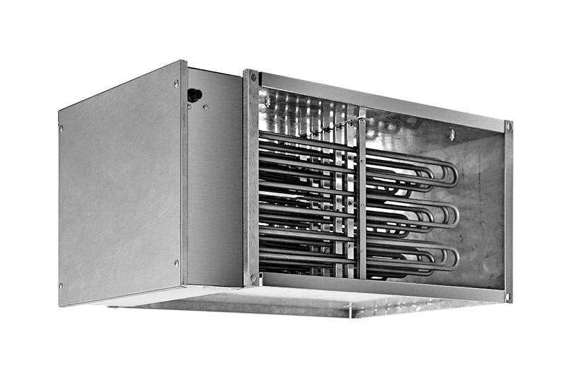 Электрические нагреватели для прямоугольных каналов ZES