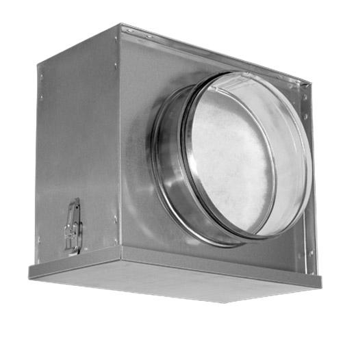 Воздушные клапаны под электрический привод ZSK