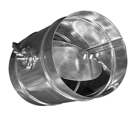 Воздушные клапаны с ручным приводом ZSK-R
