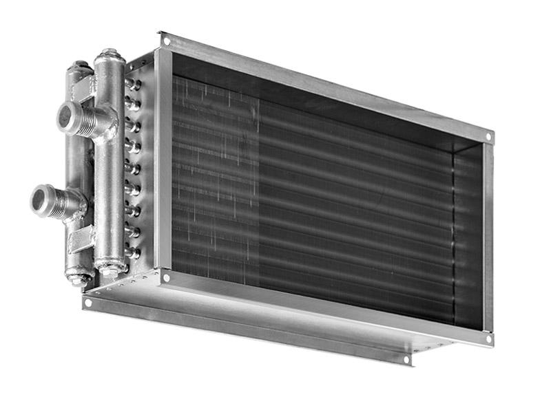 Водяные и фреоновые охладители ZWS-W, ZWS-R