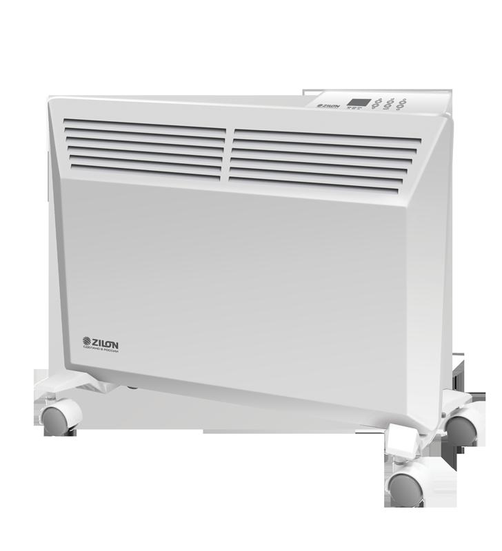 Конвекторы серии Комфорт Е2.0 ZHC-E2.0 с электронным управлением