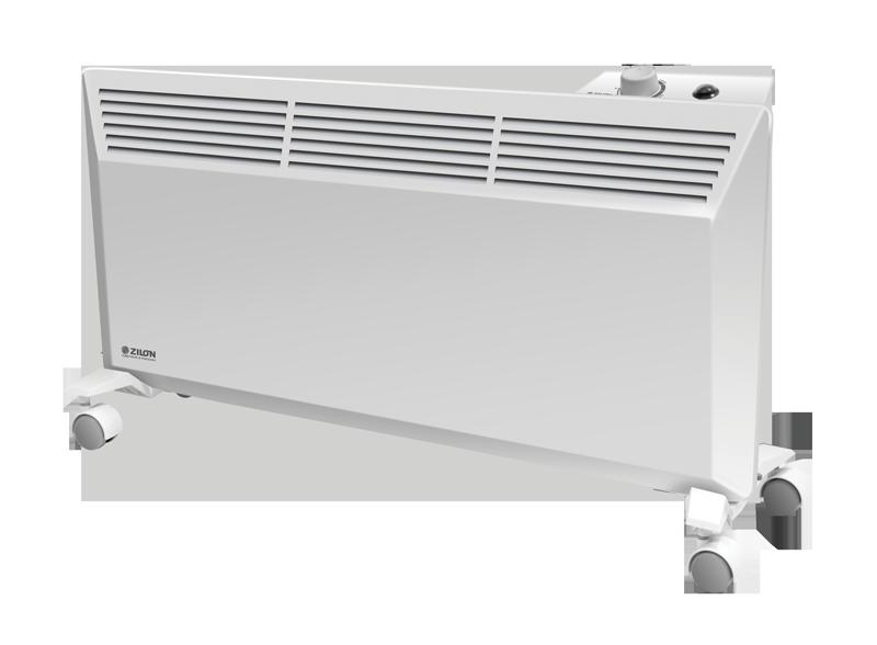 Конвекторы серии Комфорт 2.0 ZHC-SR2.0  с механическим управлением