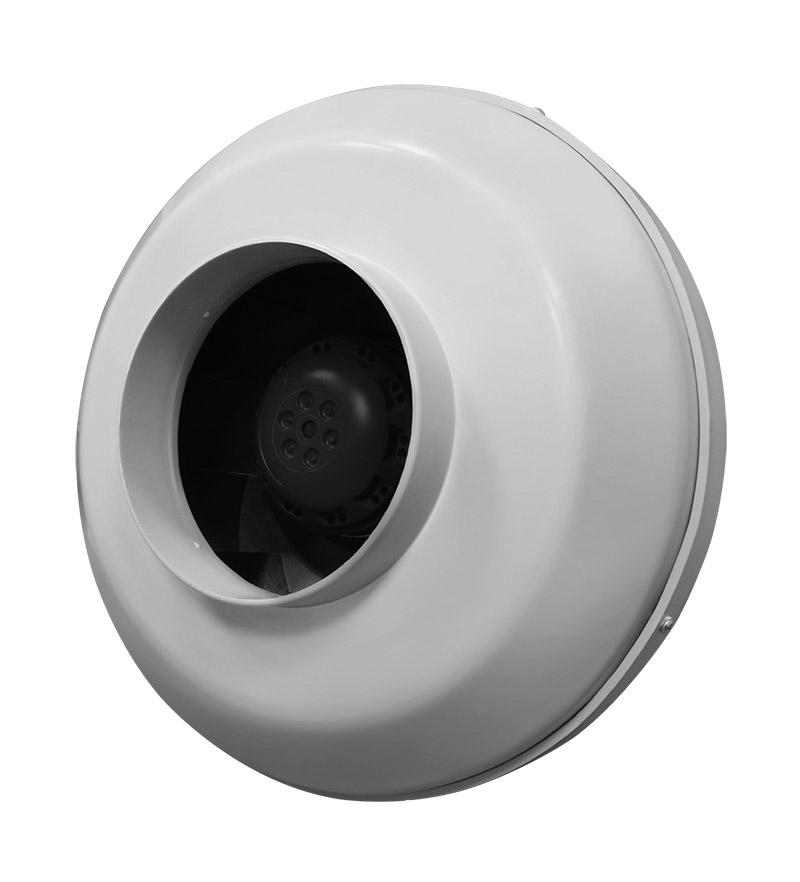 Круглые канальные вентиляторы ZFO